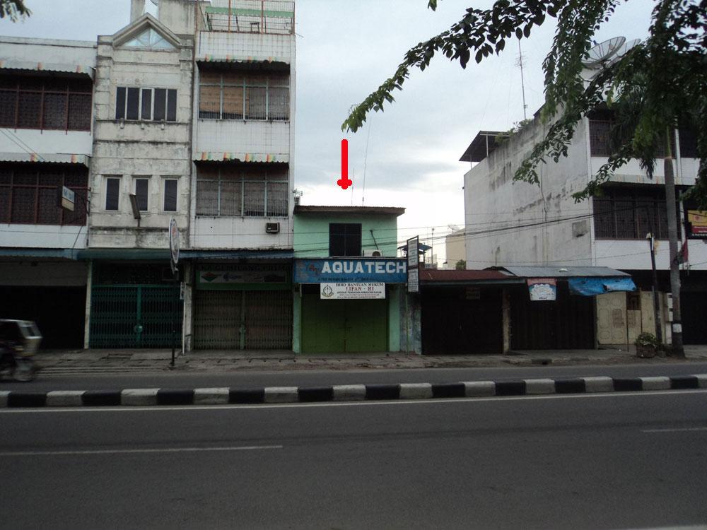 Ruko / Kios M Yamin (Jalan Serdang) Medan