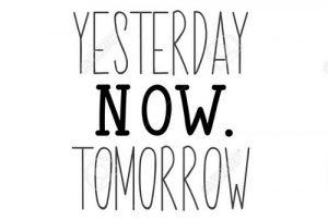 aku dulu sekarang esok